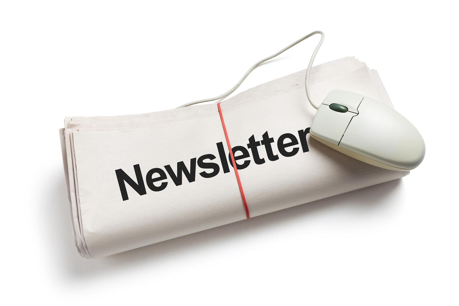 bigstock-Newsletter-32048984